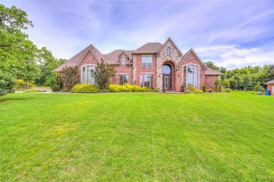 12040 Tuscany Ridge Road, Midwest City, OK 73130 - #: 867333