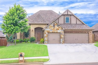 4625 Crusader Avenue, Edmond, OK 73025 - #: 867650