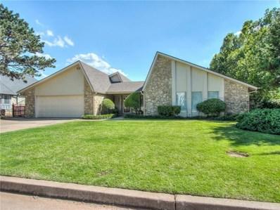 12621 Arrowhead Terrace, Oklahoma City, OK 73120 - #: 869255