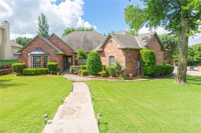 1408 Wild Plum Court, Edmond, OK 73025 - #: 871032