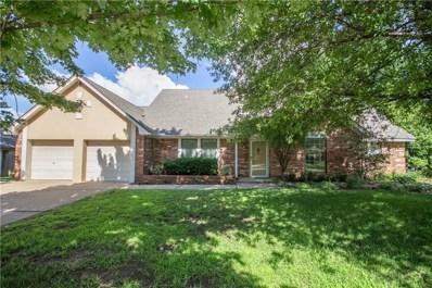 12405 Arrowhead Terrace, Oklahoma City, OK 73120 - #: 871674