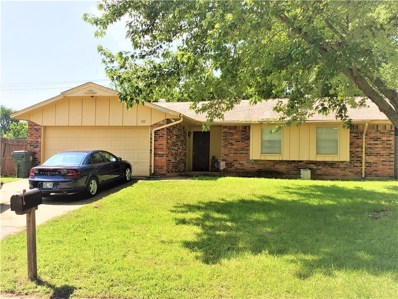 102 Windsor Way, Midwest City, OK 73110 - #: 872223