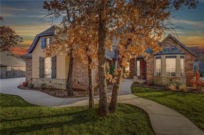 1508 Wild Plum Court, Edmond, OK 73025 - #: 875152