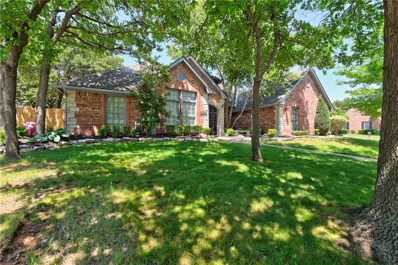 4309 Echohollow Trail, Edmond, OK 73025 - #: 875394
