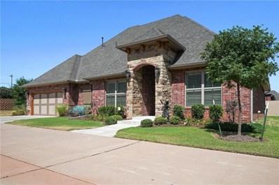 1005 Villas Creek Drive, Edmond, OK 73003 - #: 877220