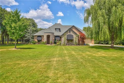 12205 Tuscany Ridge Road, Midwest City, OK 73130 - #: 877521