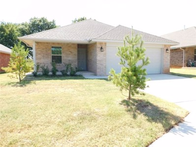 201 Saint Charles Way, Midwest City, OK 73130 - #: 877925