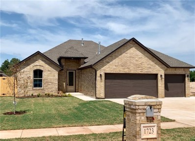 1723 W Trout Way, Mustang, OK 73064 - #: 878824