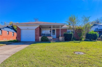 820 Hedge Drive, Midwest City, OK 73110 - #: 879109