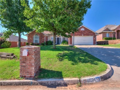 11524 Village Avenue, Midwest City, OK 73130 - #: 879288