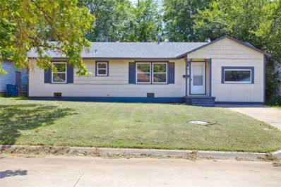 1004 S. Holly Drive, Midwest City, OK 73110 - #: 880515