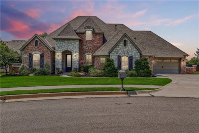 4717 Spring Manor Court, Edmond, OK 73025 - #: 881464
