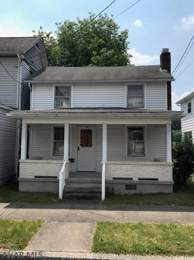 14 W South Street, Everett, PA 15537 - MLS#: 51669