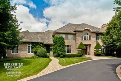 110 S Suffolk Lane, Lake Forest, IL 60045 - #: 09744519