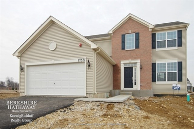 5801 Fairview Lane, Hoffman Estates, IL 60192 - #: 09802686