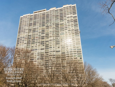 2800 N Lake Shore Drive UNIT 4115, Chicago, IL 60657 - #: 09807725