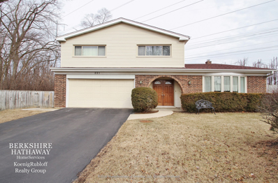 221 MARK Drive, Glenview, IL 60025 - #: 09839002