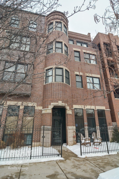 521 N Racine Avenue UNIT 1, Chicago, IL 60622 - #: 09856415