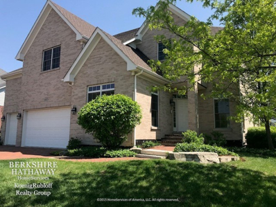 1007 Red Oak Drive, Western Springs, IL 60558 - #: 09893503