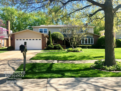 3835 Medford Circle, Northbrook, IL 60062 - #: 09897689