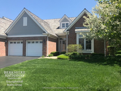 195 S Danbury Court, Lake Forest, IL 60045 - #: 09903567
