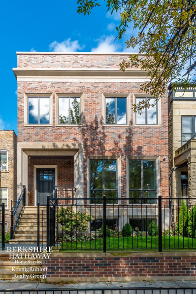 1444 W Cuyler Avenue, Chicago, IL 60613 - #: 09912761
