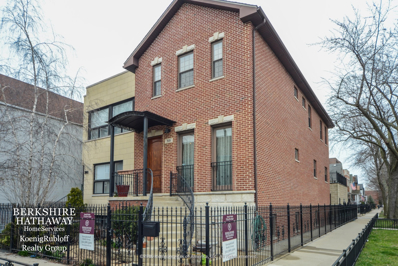 3101 N Hoyne Avenue, Chicago, IL 60618 - #: 09923825