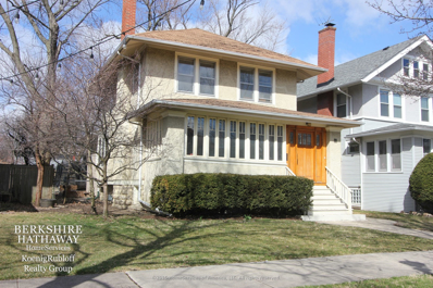 847 S Kenilworth Avenue, Oak Park, IL 60304 - #: 09933286