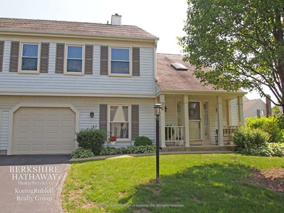 308 College Crossing, Rolling Meadows, IL 60008 - #: 09979700