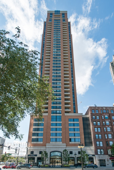 1160 S Michigan Avenue UNIT 2107, Chicago, IL 60605 - #: 09984380