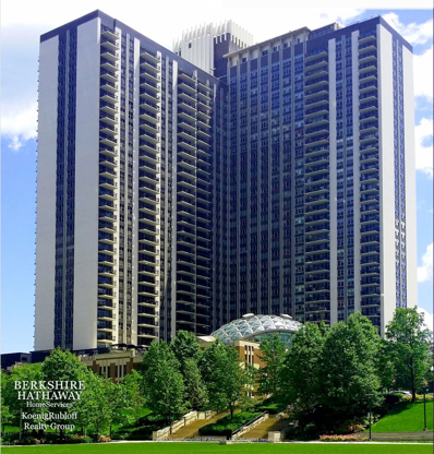 400 E Randolph Street UNIT 2417, Chicago, IL 60601 - #: 09993936