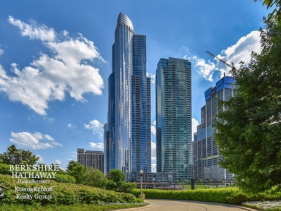 1211 S Prairie Avenue UNIT 804, Chicago, IL 60605 - #: 09995454