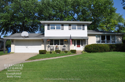 12635 Navajo Drive, Palos Heights, IL 60463 - #: 10008060