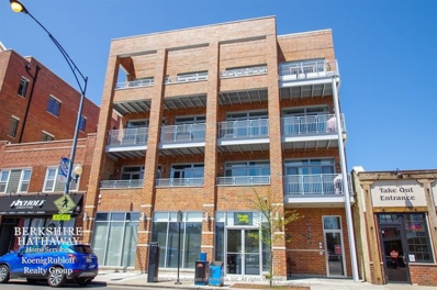 2440 W Montrose Avenue UNIT 3W, Chicago, IL 60618 - #: 10011682