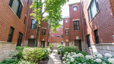 4046 N Clark Street UNIT J, Chicago, IL 60613 - #: 10022216