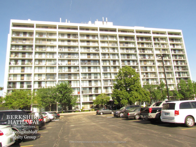 2005 S Finley Road UNIT 1102, Lombard, IL 60148 - #: 10024251