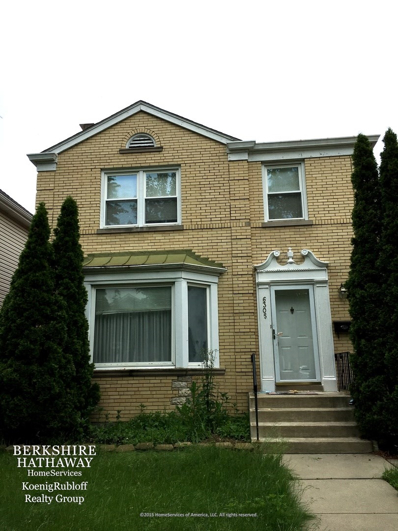 6305 N Tripp Avenue, Chicago, IL 60646 - #: 10026408