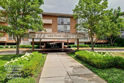 1301 N Western Avenue UNIT 209, Lake Forest, IL 60045 - #: 10027368