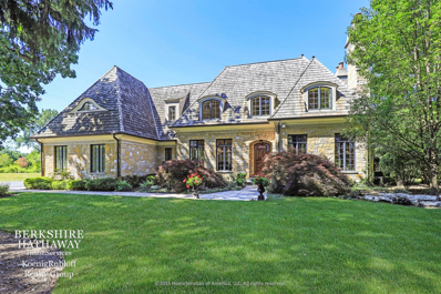 1255 Winwood Drive, Lake Forest, IL 60045 - #: 10027653