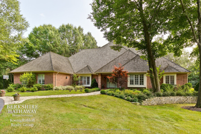 381 Belle Foret Drive, Lake Bluff, IL 60044 - #: 10032903
