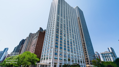 1550 N Lake Shore Drive UNIT 16G, Chicago, IL 60610 - #: 10038094