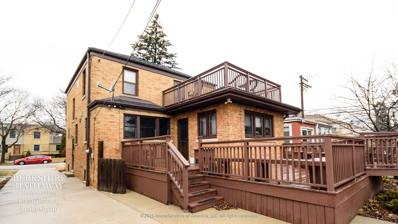 6107 N Legett Avenue, Chicago, IL 60646 - #: 10042400