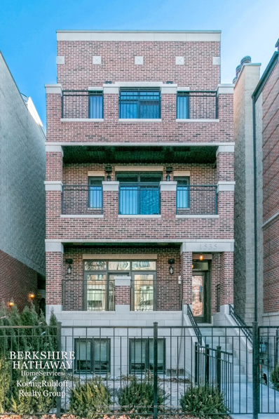1535 W Montana Street UNIT 2, Chicago, IL 60614 - #: 10058913