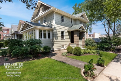 556 Hillside Avenue, Glen Ellyn, IL 60137 - #: 10094379