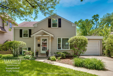 267 Hillside Avenue, Glen Ellyn, IL 60137 - #: 10095577