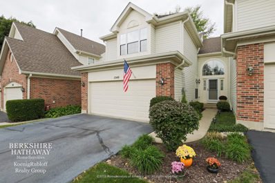 1540 Poplar Creek Drive, Hoffman Estates, IL 60169 - #: 10098658