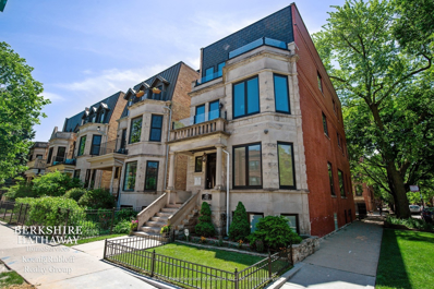 1257 W Addison Street UNIT 3, Chicago, IL 60613 - #: 10102093