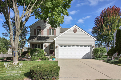 1123 Lightning Trail, Carol Stream, IL 60188 - #: 10104946