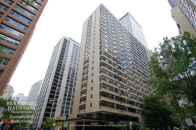 850 N Dewitt Place UNIT 17G, Chicago, IL 60611 - #: 10106811