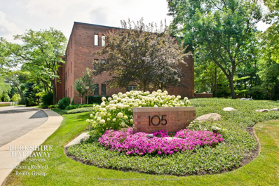 105 E Laurel Avenue UNIT 302, Lake Forest, IL 60045 - #: 10115413